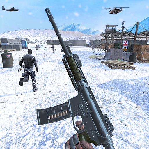 Action shooting games : Commando Games  4.67 Apk Mod (unlimited money) Download latest