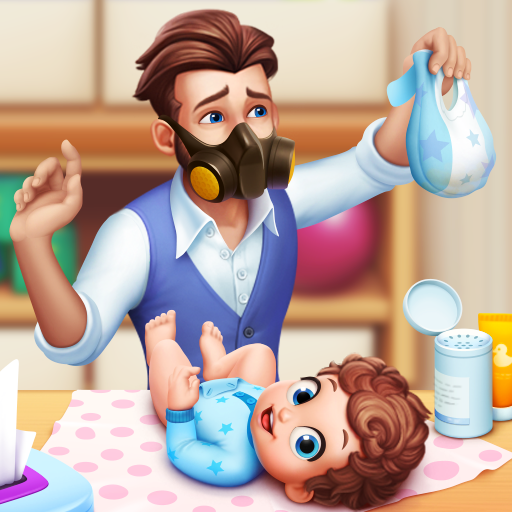 Baby Manor: Baby Raising Simulation & Home Design  1.8.0 Apk Mod (unlimited money) Download latest