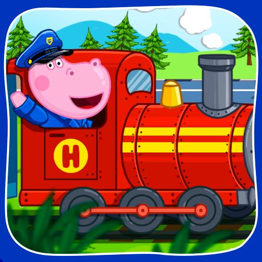 Baby Railway-Train Adventure Apk Pro Mod latest 1.3.7