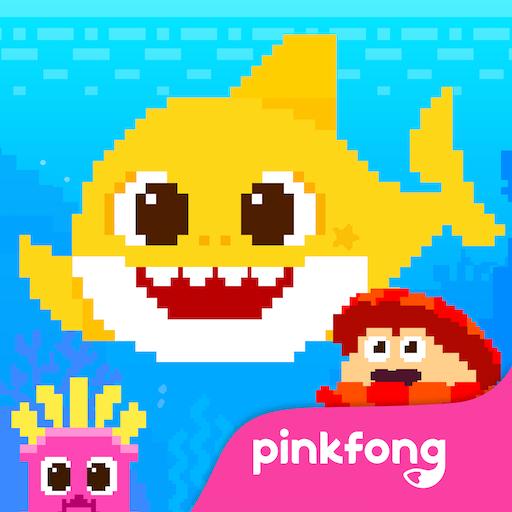 Baby Shark 8BIT : Finding Friends Apk Pro Mod latest 2.8