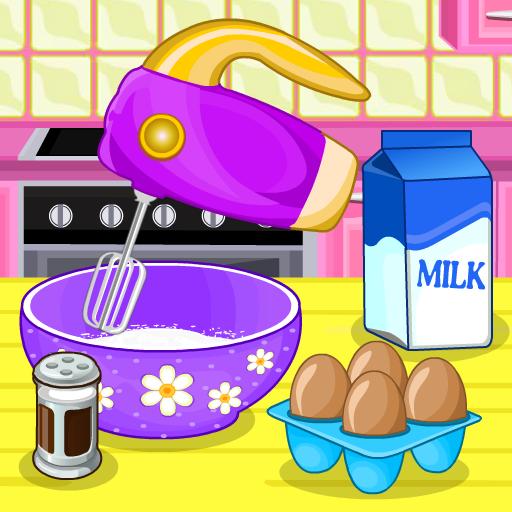 Bake Cupcakes  Apk Mod latest 3.0.644