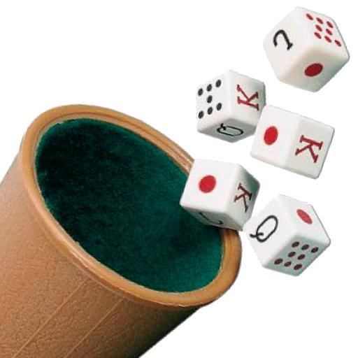 Beaker: dice game -1 or 2 players Apk Mod latest