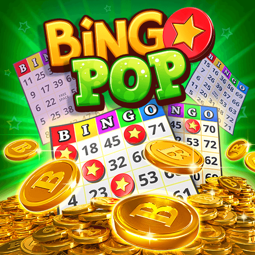 Bingo Pop – Live Multiplayer Bingo Games for Free  Apk Mod latest6.6.50