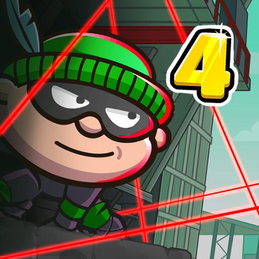 Bob The Robber 4   Apk Pro Mod latest 1.44