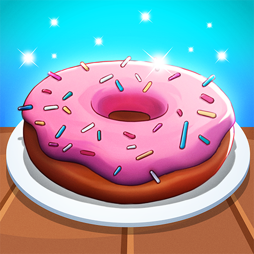 Boston Donut Truck – Fast Food Cooking Game  Apk Pro Mod latest 1.0.8