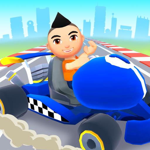 CKN Toys: Car Hero Run  Apk Mod latest 2.2.11