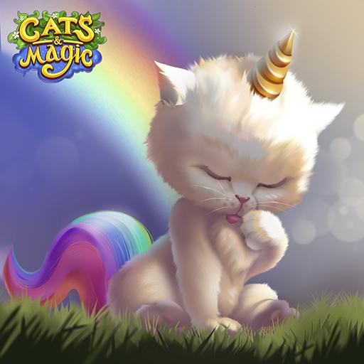 Cats & Magic: Dream Kingdom | Treasure Hunt Puzzle 1.5.73253 Apk Mod (unlimited money) Download latest