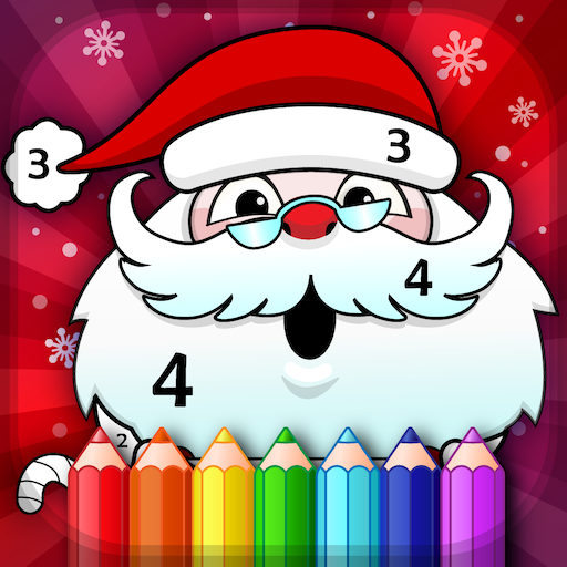 Christmas Coloring Book By Numbers Apk Pro Mod latest 2.4