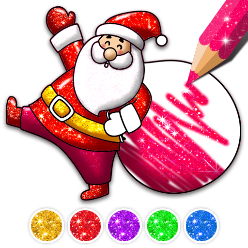 Christmas Coloring Game – Learn Colors  Apk Pro Mod latest 4.3