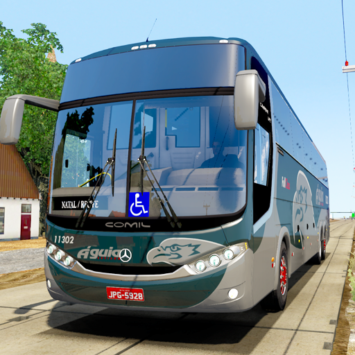 City Coach Bus Driving Simulator 3D: City Bus Game  Apk Mod latest 1.1