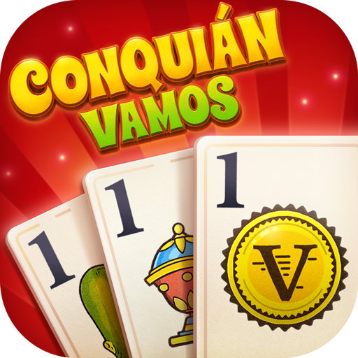 Conquian Vamos – The Best Card Game Online  Apk Mod latest 1.0.10