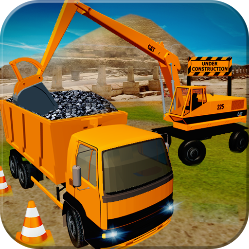 Construction Simulator Heavy Truck Driver  Apk Mod latest