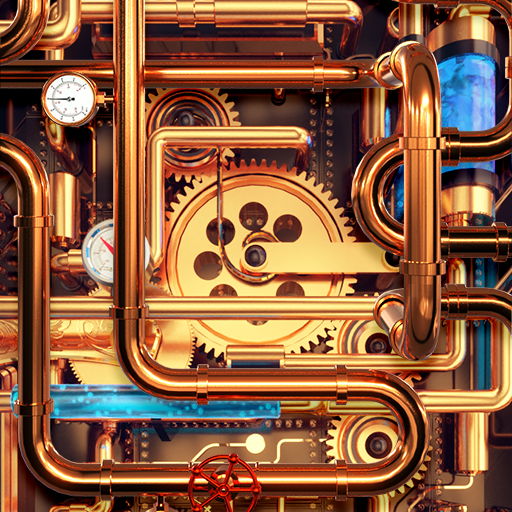 Cool Wallpapers and Keyboard – Steampunk Pipes  Apk Pro Mod latest 3.53