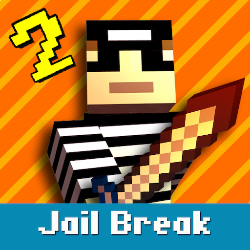 Cops N Robbers: Pixel Prison Games 2 Apk Mod latest 2.2.5