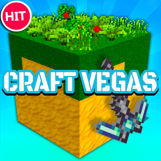 CraftVegas 3 – New World Craft 2020 Apk Mod 1.0.4