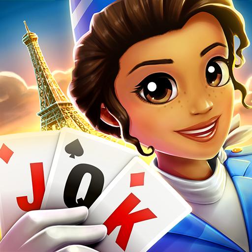 Destination Solitaire – Fun Puzzle Card Games! Apk Mod latest 2.5.2