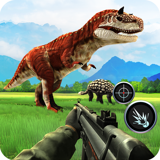 Dinosaur Hunter Sniper Jungle Animal Shooting Game   Apk Pro Mod latest 2.9