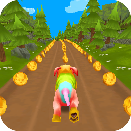 Dog Run – Pet Dog Game Simulator  1.10.1 Apk Mod (unlimited money) Download latest