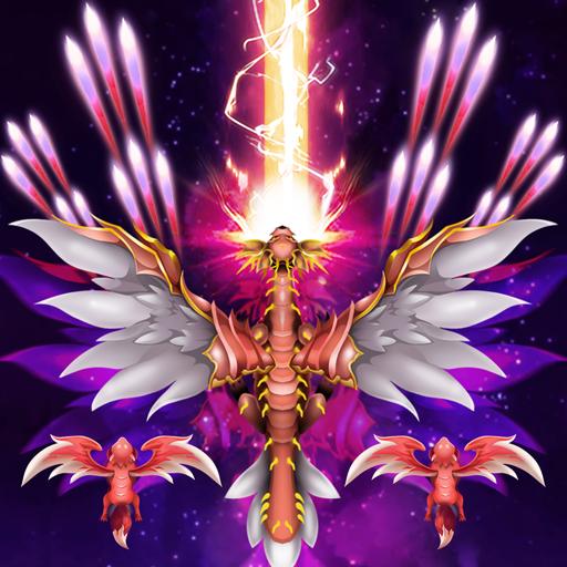 Dragon shooter – Dragon war – Arcade shooting game  Apk Mod latest 1.0.85