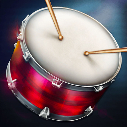 Drums: real drum set music games to play and learn Apk Mod latest 2.25.00