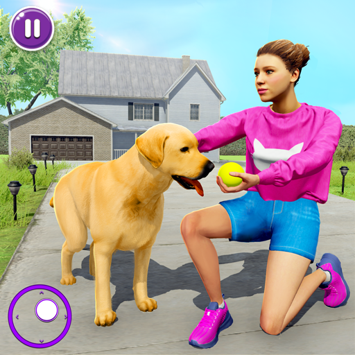 Family Pet Dog Home Adventure Game   Apk Pro Mod latest 1.2.6
