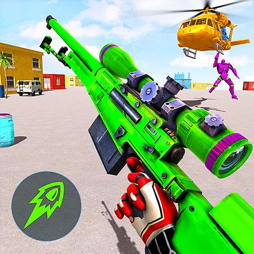 Fps Robot Shooting Games – Counter Terrorist Game 3.2 Apk Mod (unlimited money) Download latest