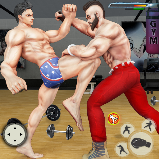 GYM Fighting Games: Bodybuilder Trainer Fight PRO  1.5.3 Apk Mod (unlimited money) Download latest