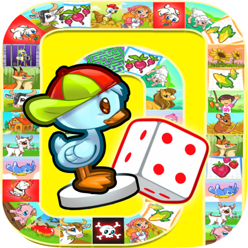Game of Goose : the classic board game (revisited)  Apk Pro Mod latest 6