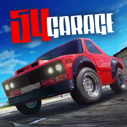 Garage 54 – Car Tuning Simulator 1.56 Apk Mod (unlimited money) Download latest