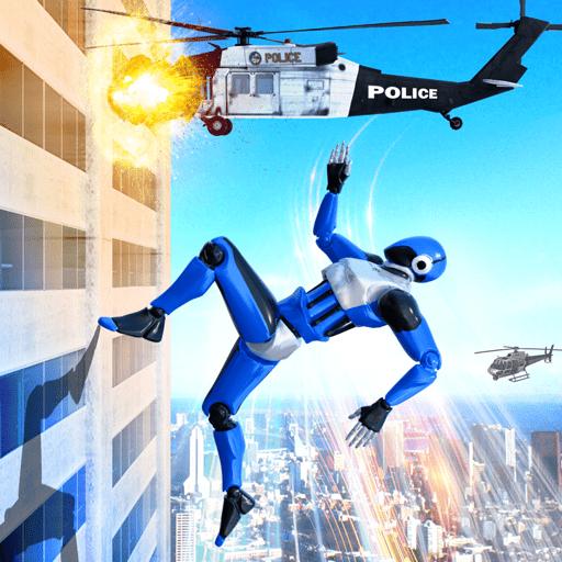Grand Police Robot Speed Hero City Cop Robot Games 31 Apk Mod (unlimited money) Download latest
