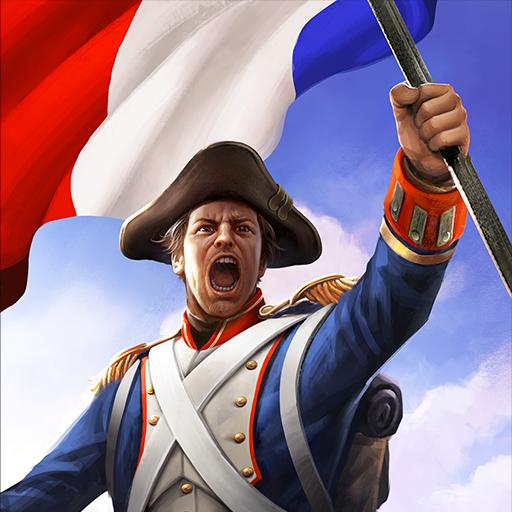 Grand War Napoleon, Warpath & Strategy Games  4.3.5 Apk Mod (unlimited money) Download latest