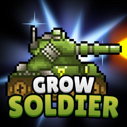 Grow Soldier – Merge Soldier 3.9.6 Apk Mod (unlimited money) Download latest