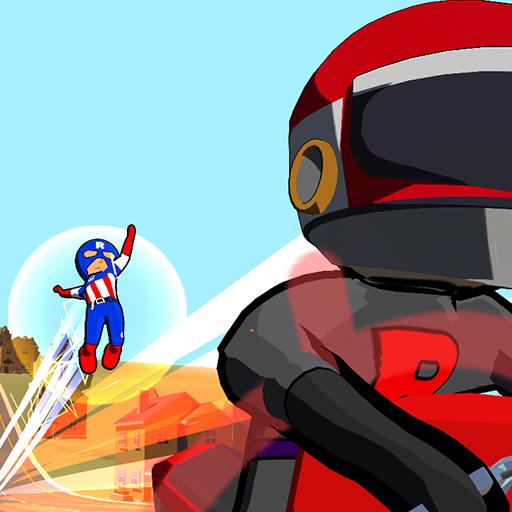 Hero VS Criminal  Apk Pro Mod latest 0.13