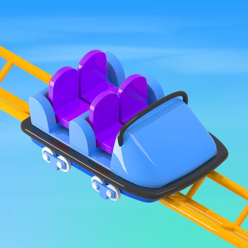 Idle Roller Coaster Apk Pro Mod latest 2.5.7