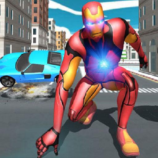 Iron Superhero War – Superhero Games Apk Pro Mod latest 1.15