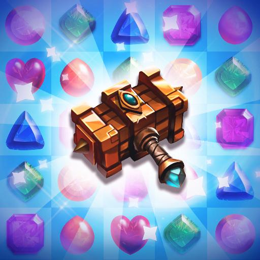 Jewel Ruins: Match 3 Jewel Blast Apk Pro Mod latest 1.4.0