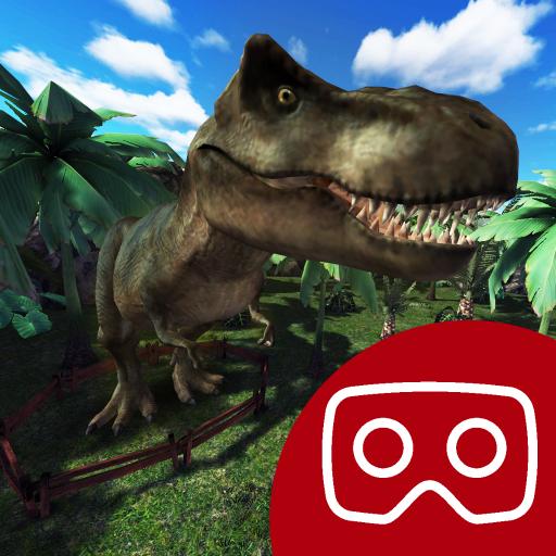 Jurassic VR Dinos for Cardboard Virtual Reality   Apk Pro Mod latest 2.1.1
