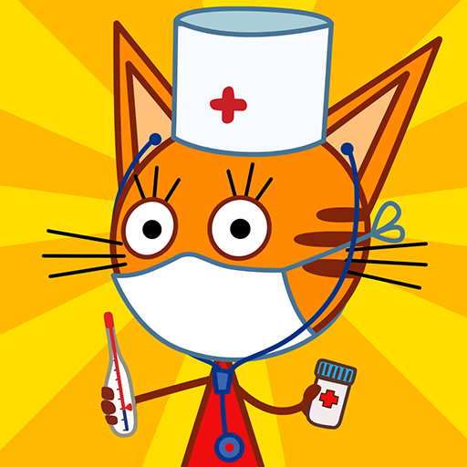 Kid-E-Cats Animal Doctor Games for Kids・Pet Doctor Apk Mod latest 1.8.5