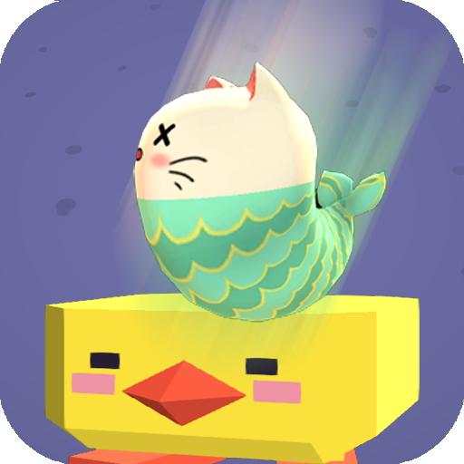 Little Monster Jump Apk Mod latest 1.8