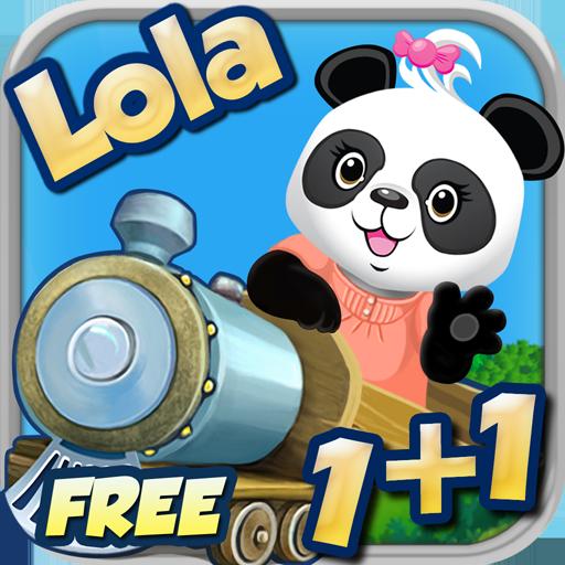 Lola's Math Train: Basic Preschool Counting 2.5.7 Apk Pro Mod latest