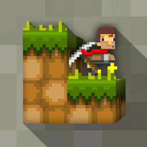 LostMiner: Block Building & Craft Game  Apk Mod latest v1.4.3a
