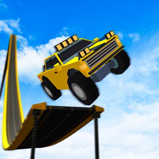 Mega Car Jumps – Ramp Stunts 2021  Apk Pro Mod latest