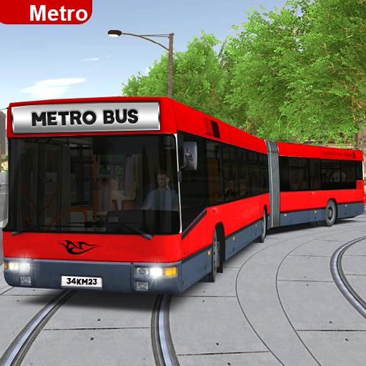 Metro Bus Games 2020: Bus Driving Games 2020 Apk Pro Mod latest 1.9