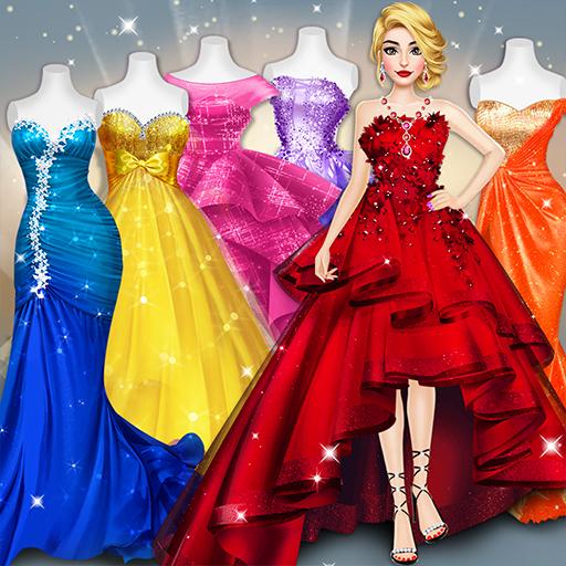 Model Fashion Red Carpet: Dress Up Game For Girls  Apk Pro Mod latest