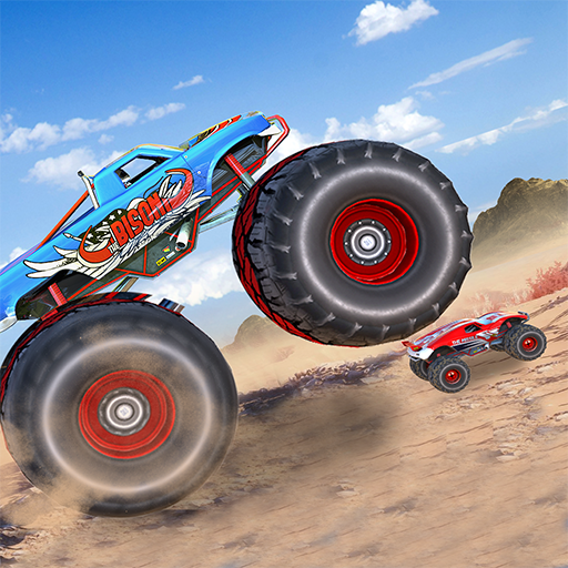 Monster Truck Off Road Racing 2020: Offroad Games Apk Pro Mod latest 3.4