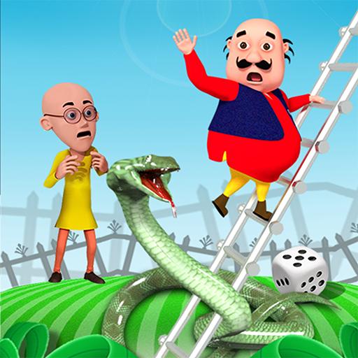 Motu Patlu Snakes & Ladder Game Apk Pro Mod latest 1.0.4