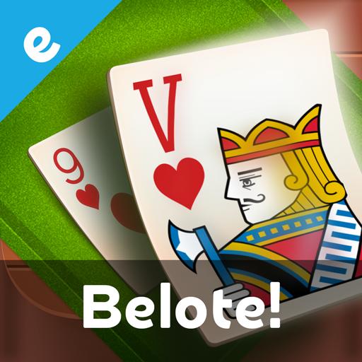Multiplayer Belote & Coinche 6.9.4 Apk Mod (unlimited money) Download latest