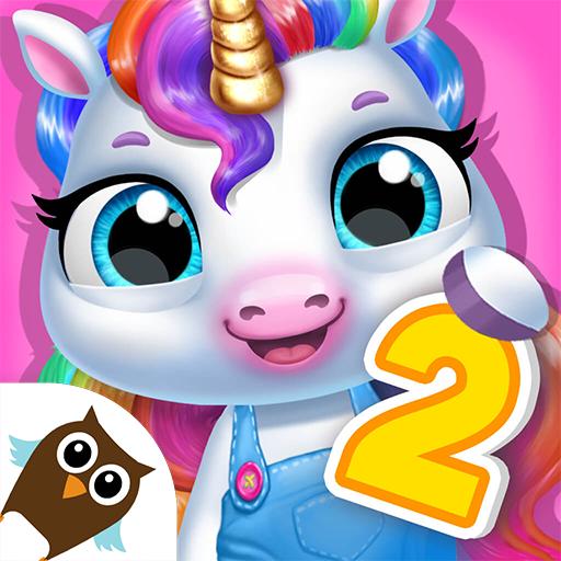 My Baby Unicorn 2 – New Virtual Pony Pet Apk Mod latest 1.0.37