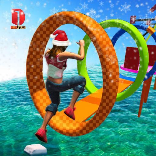 New Water Stuntman Run 2020: Water Park Free Games  Apk Pro Mod latest 3.0.3