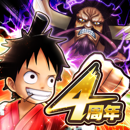 ONE PIECE サウザンドストーム  1.34.1 Apk Mod (unlimited money) Download latest